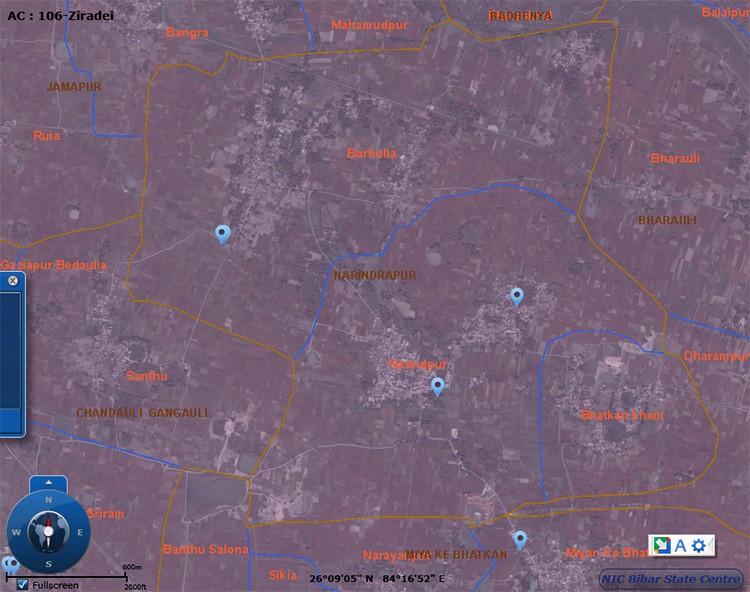 Gis-Mapping-Narenderpur