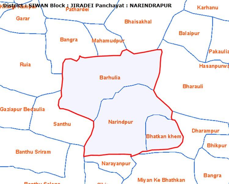 Village-Boundary-Map